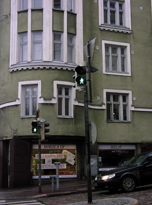 Shop in Sörnäinen