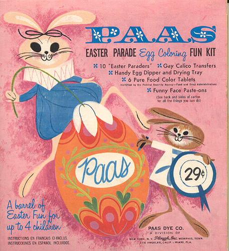 Egg coloring kit
