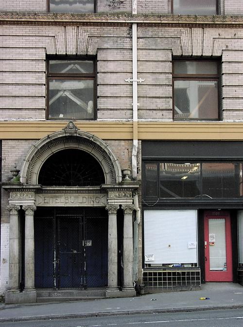 the Eitel Building