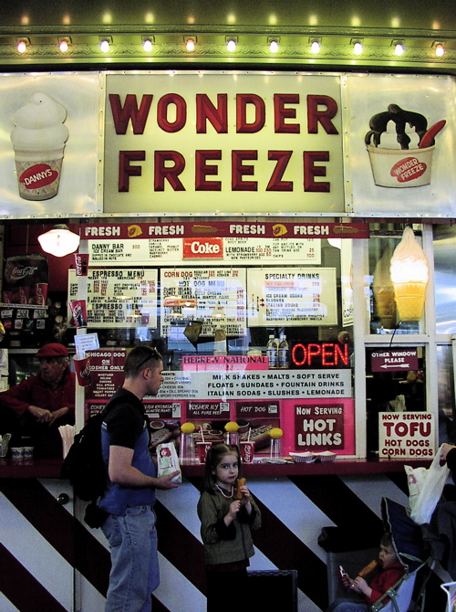 Wonder Freeze