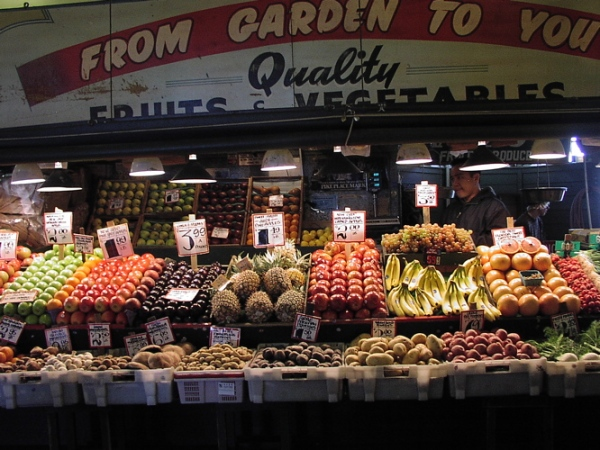 Produce stand 2