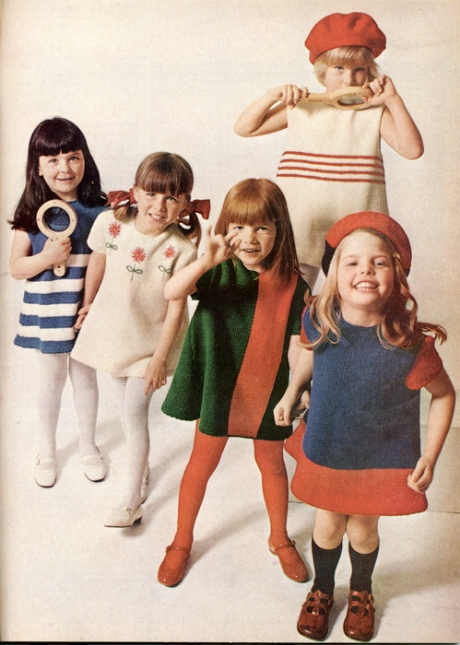 Dress pattern 1