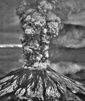 Eruption of St. Helens