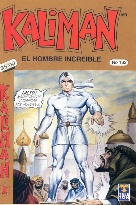Kaliman standing