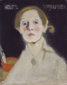 Self Portrait, 1915
