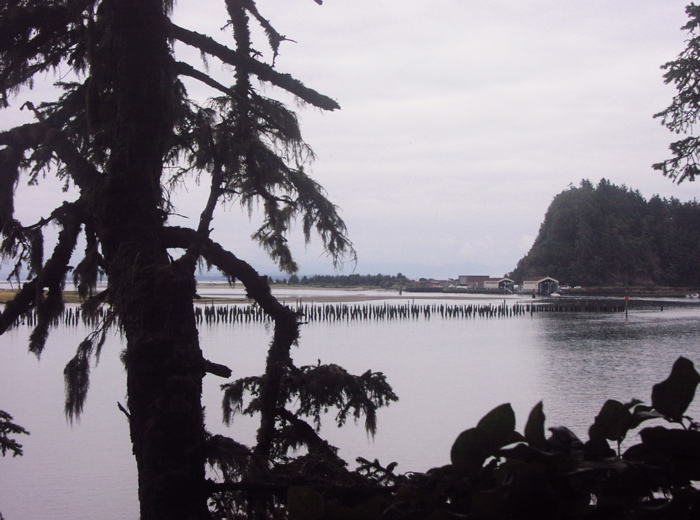View of Baker Bay