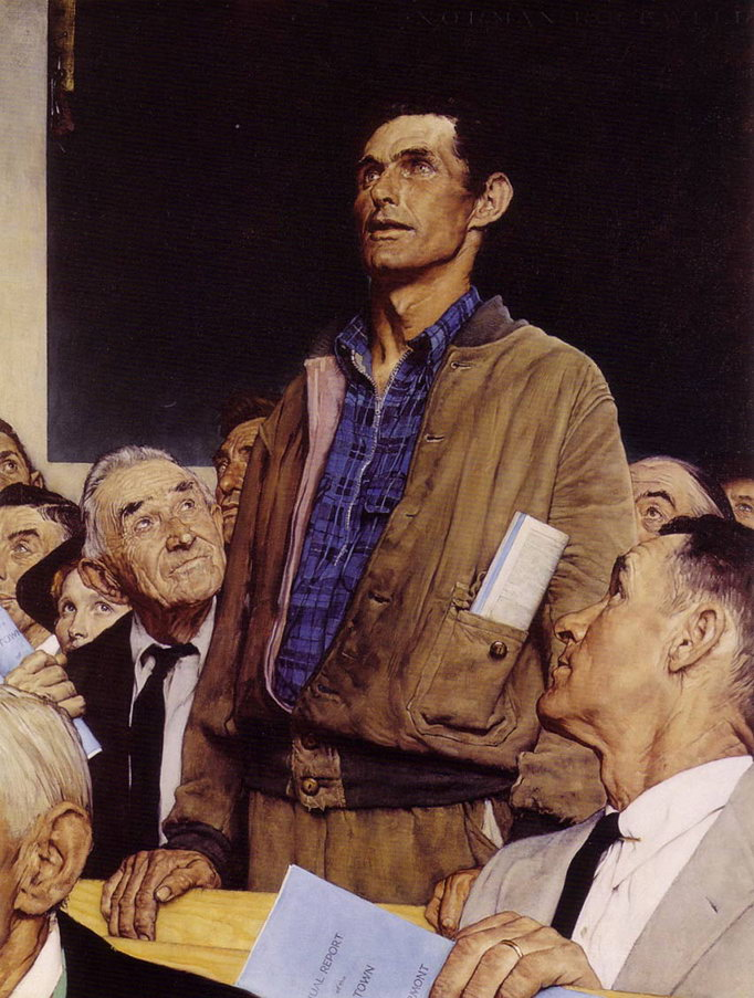 Norman Rockwell | achievers