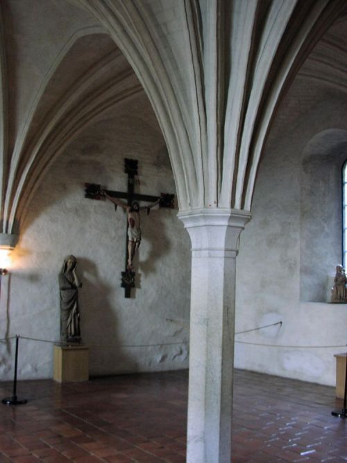 Turun Linna Medieval rooms