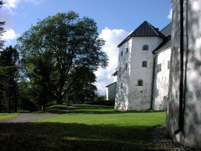 Exterior of castle 2