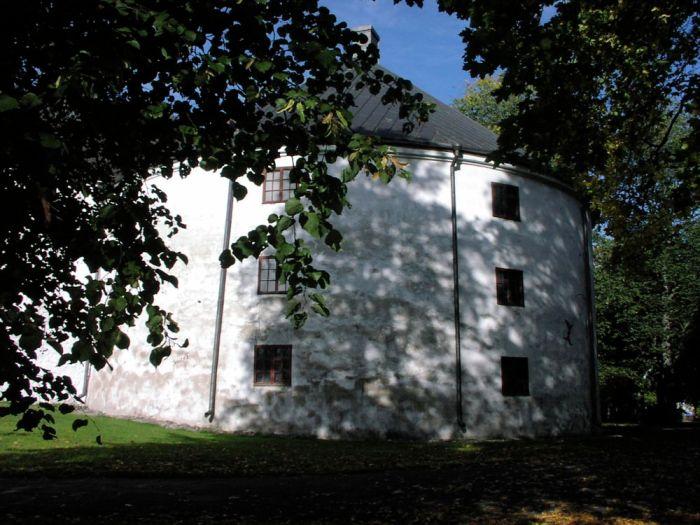 Exterior of castle 3