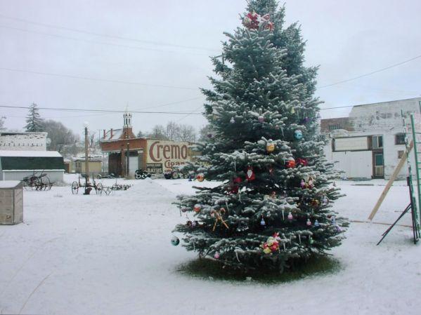 Sprague Christmas tree