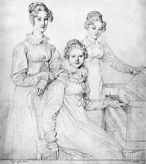 Kaunitz sisters portrait