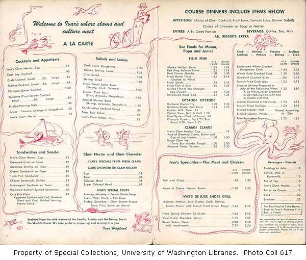 Bon Tea Room Menu