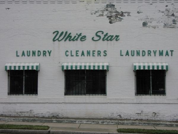 white-star-laundrymat