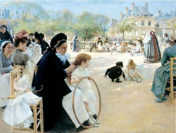 albert-edelfelt-jardin-des-tuileries