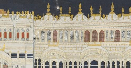 palace-walls