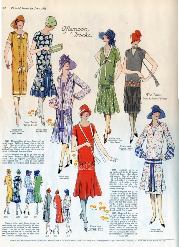 Dress patterns 2