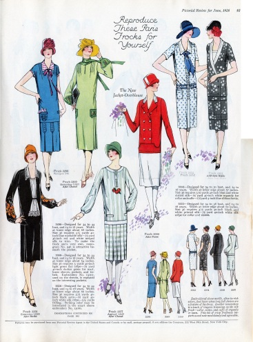 Dress patterns 3