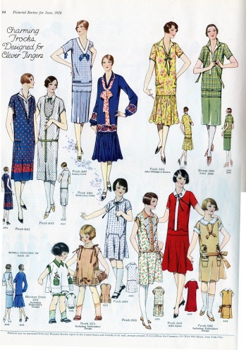 Dress patterns 4