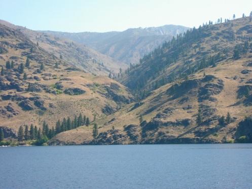 Shores of Lake Chelan