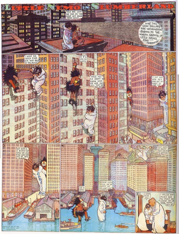 Little Nemo city