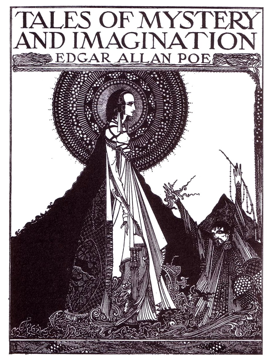 edgar allan poe illustrations - photo #6