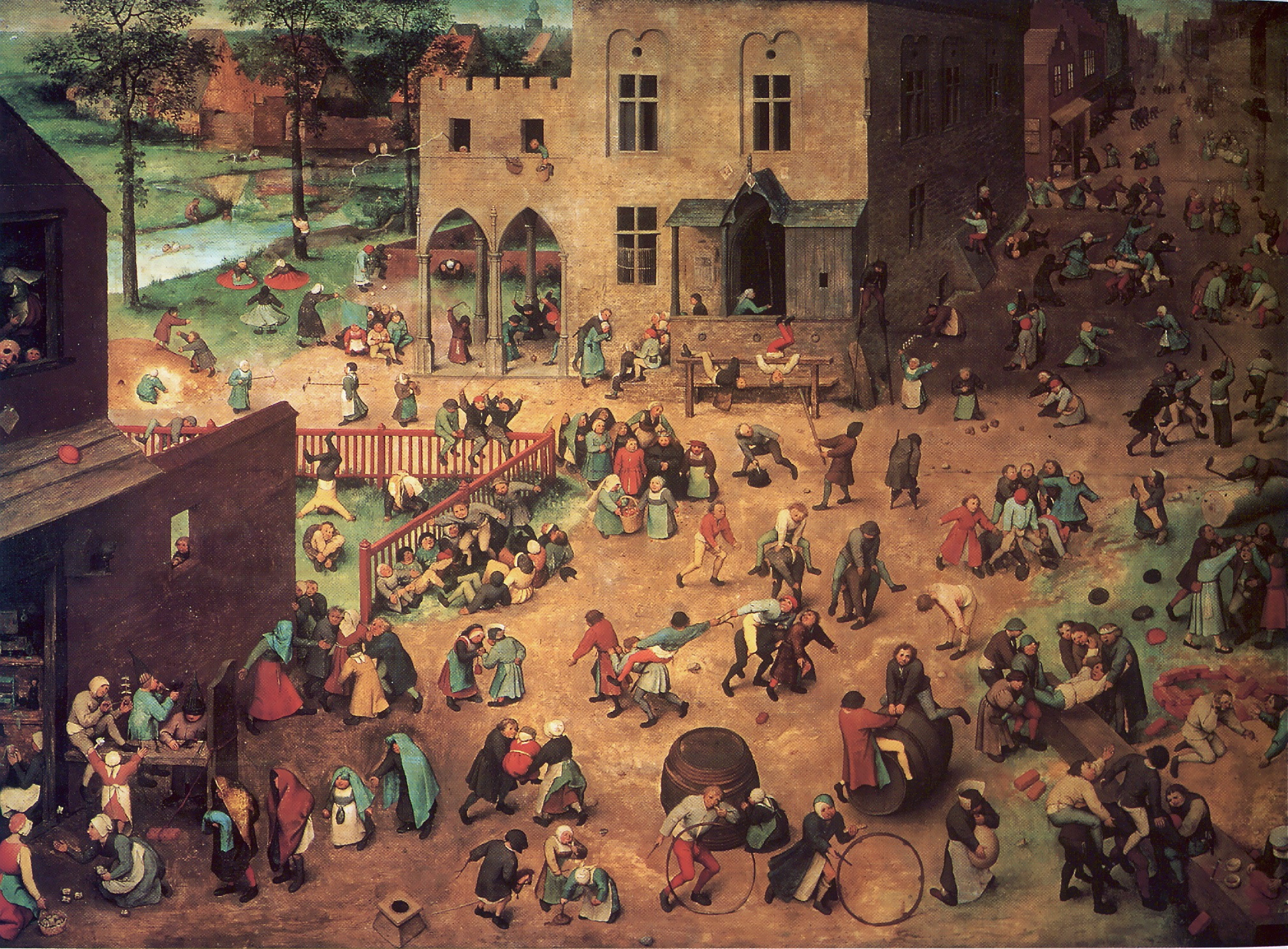 Medieval Toys And Games 110