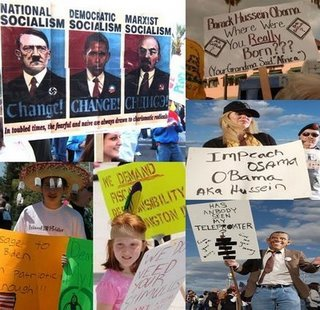 teaparty signs