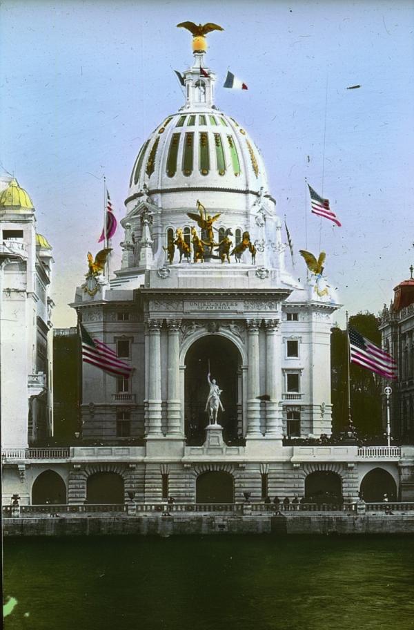 American Pavilion