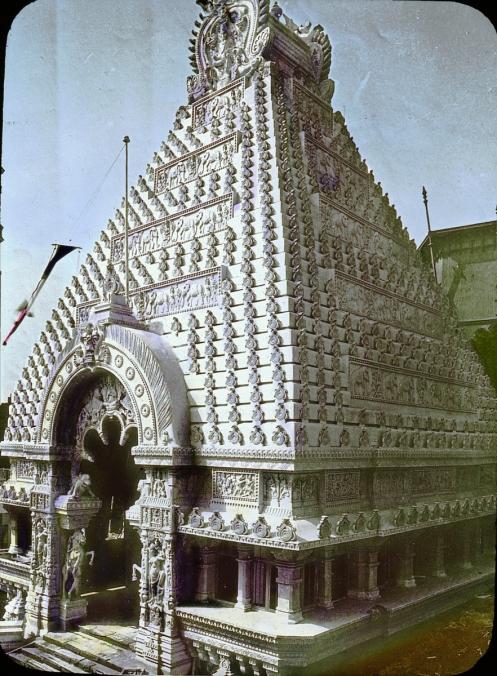 Cambodian Pavilion