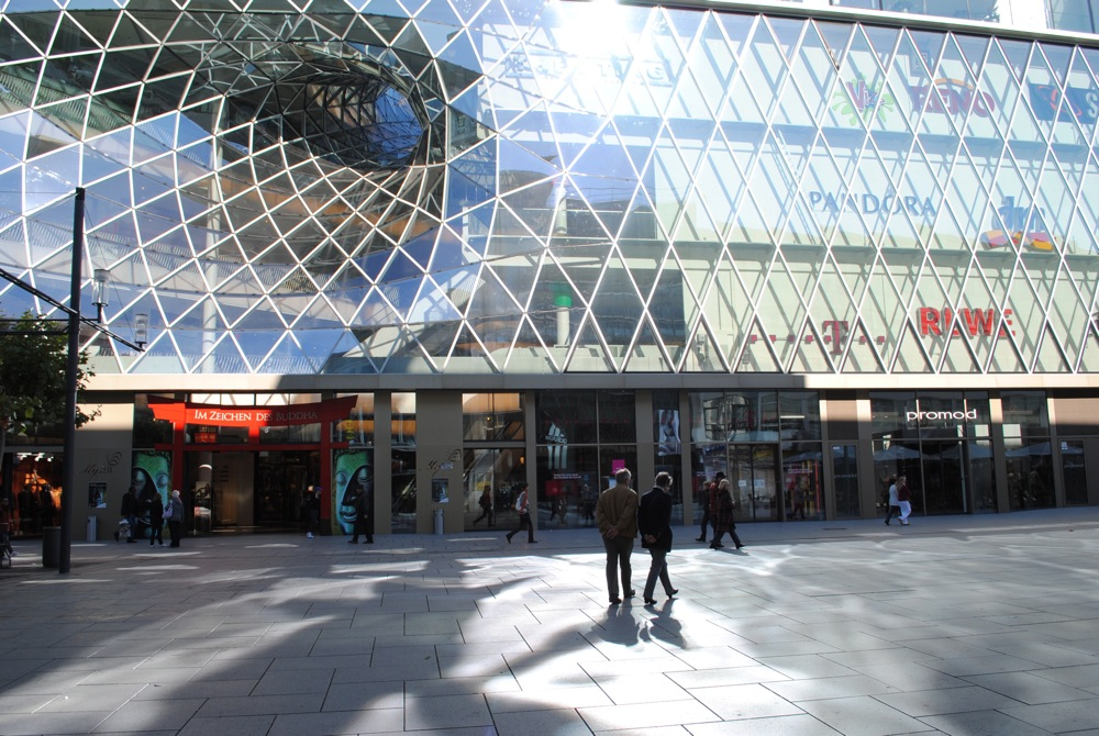 MyZeil Shopping Center  The Chawed Rosin