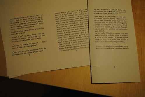 copy onto heavy paper