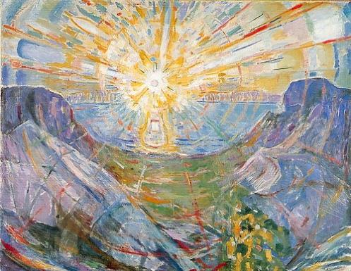 Munch sun
