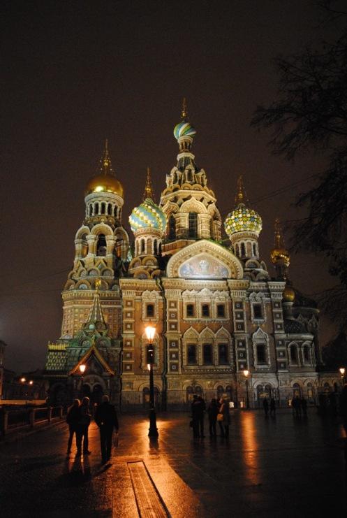 14 St Petersburg
