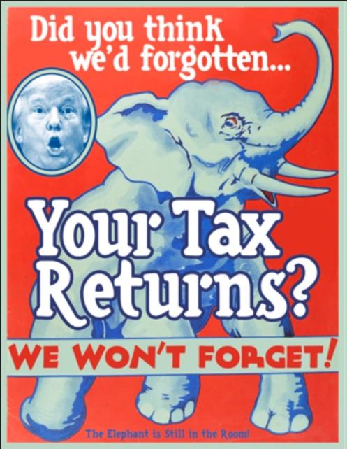 We Won't Forget Tax Returns