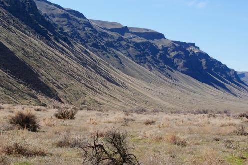 Sentinal Mountain
