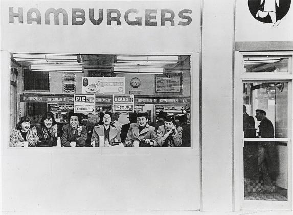 Frank Hamburgers